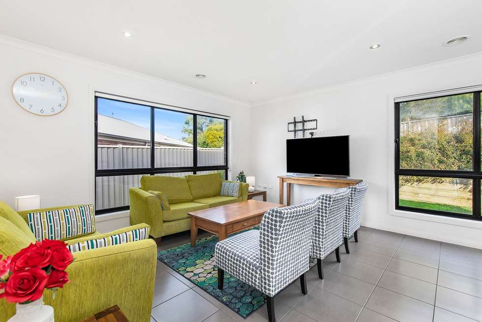 Second view of Homely house listing, 10 Muller Court, Mount Clear VIC 3350