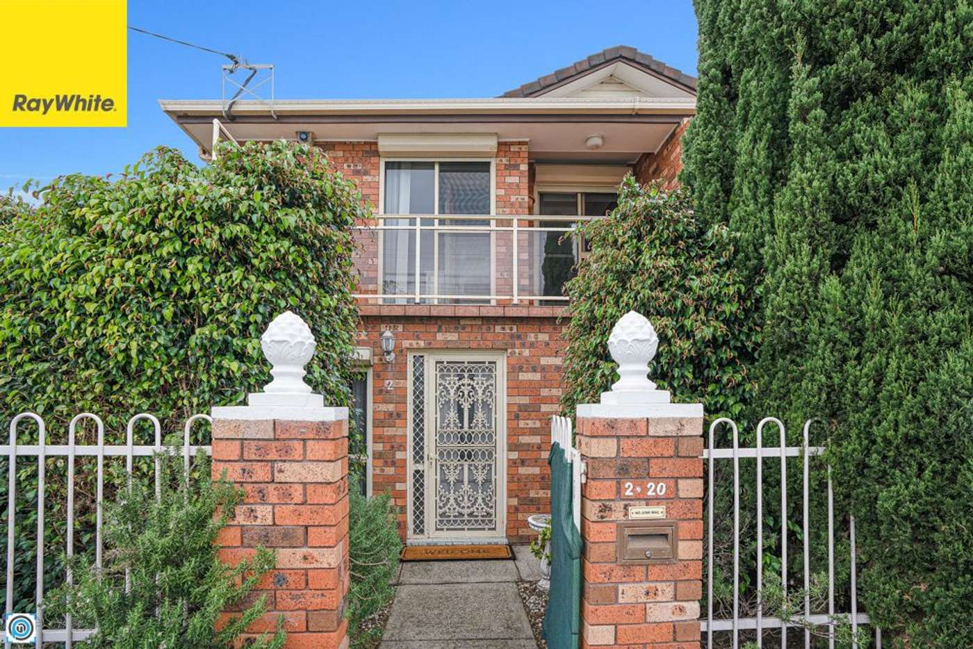 Main view of Homely townhouse listing, 2/20 Church Street, Port Kembla NSW 2505
