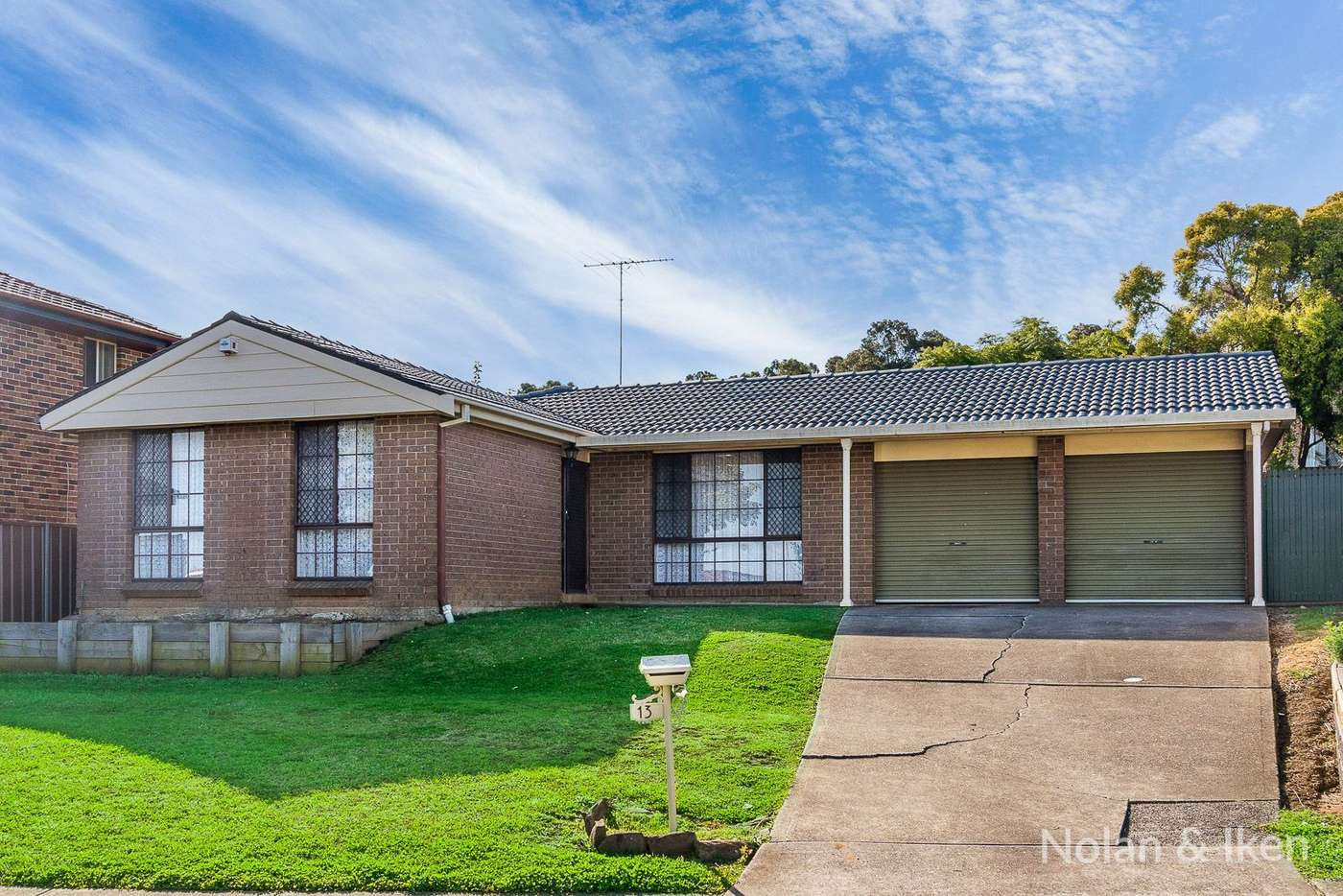 Main view of Homely house listing, 13 Hinkler Place, Doonside NSW 2767