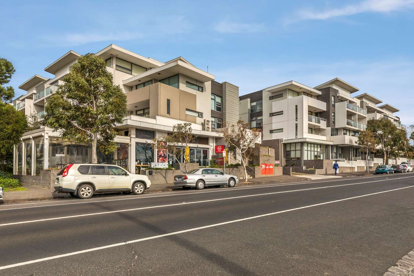 Main view of Homely apartment listing, D314/460 Victoria Street, Brunswick VIC 3056