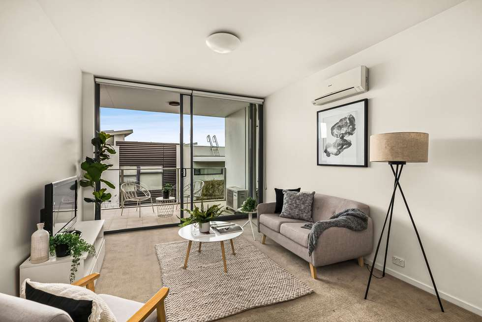 Second view of Homely apartment listing, D314/460 Victoria Street, Brunswick VIC 3056
