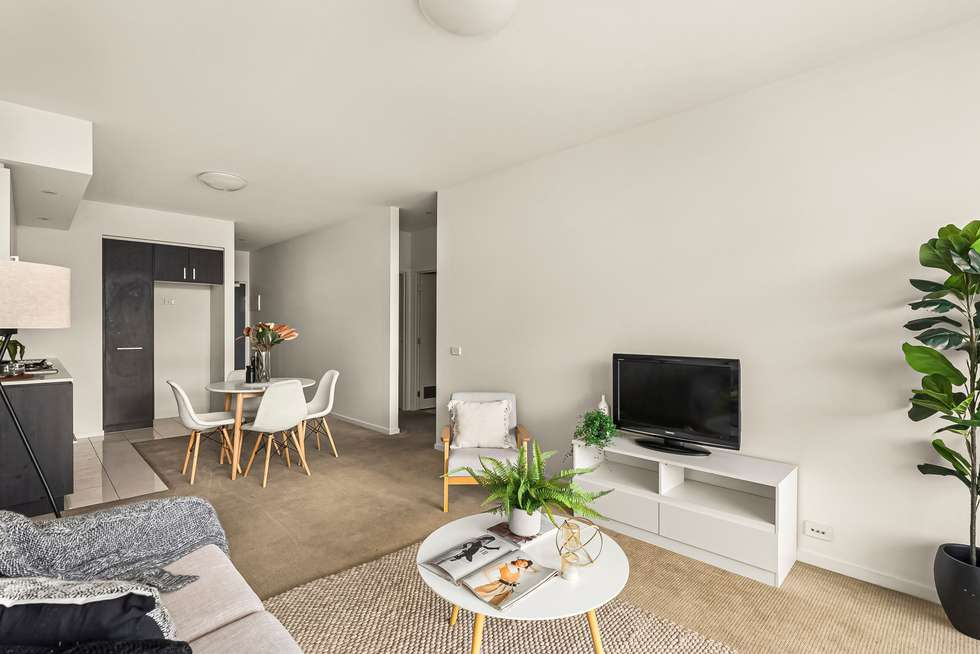 Third view of Homely apartment listing, D314/460 Victoria Street, Brunswick VIC 3056