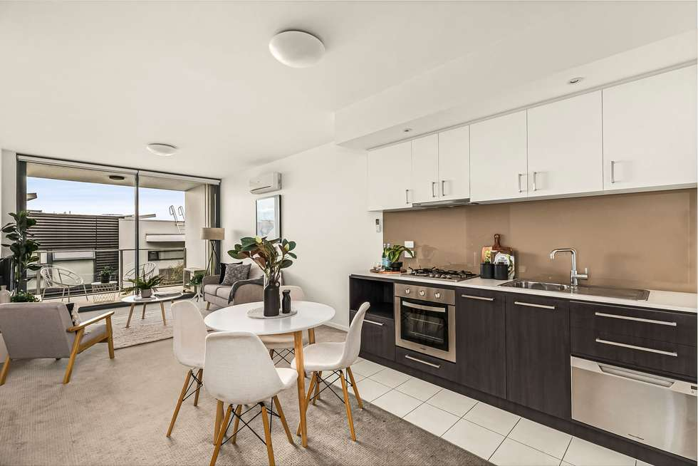 Fourth view of Homely apartment listing, D314/460 Victoria Street, Brunswick VIC 3056