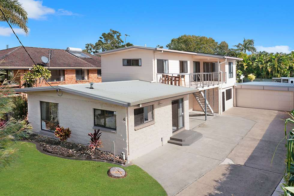 Second view of Homely house listing, 4 Ulm Street, Dicky Beach QLD 4551