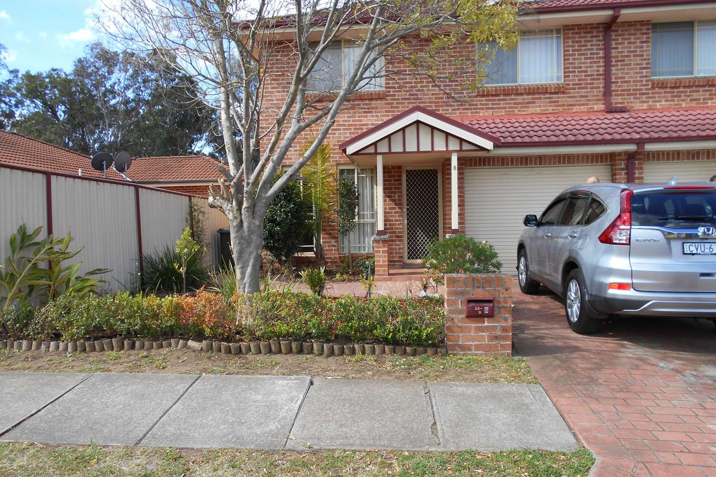 Main view of Homely townhouse listing, 8/53 Fitzgerald Avenue, Edensor Park NSW 2176