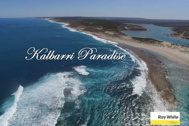 6 Lot 149 Porana Place, Kalbarri WA 6536