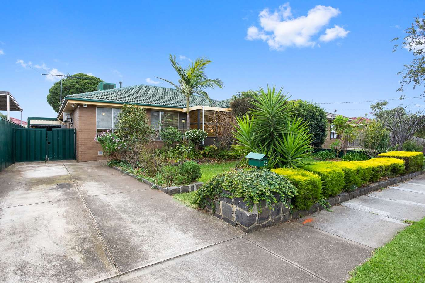 Main view of Homely house listing, 66 Trafalgar Street, Albanvale VIC 3021