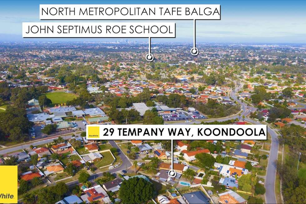 Second view of Homely house listing, 29 Tempany Way, Koondoola WA 6064