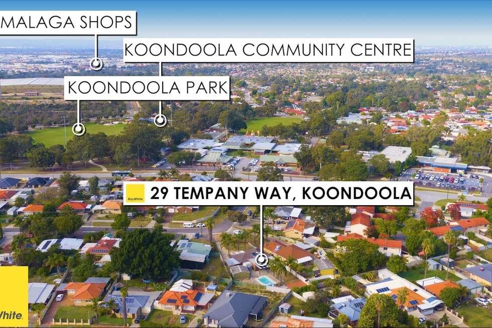 Third view of Homely house listing, 29 Tempany Way, Koondoola WA 6064