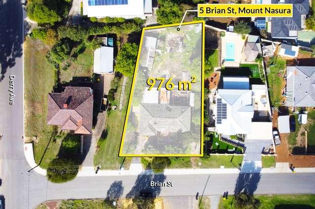 5 Brian Street, Mount Nasura WA 6112