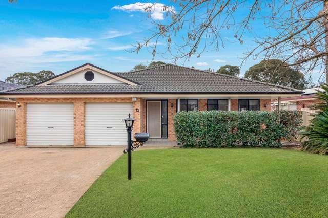 13 Blacksmith Close, Stanhope Gardens NSW 2768