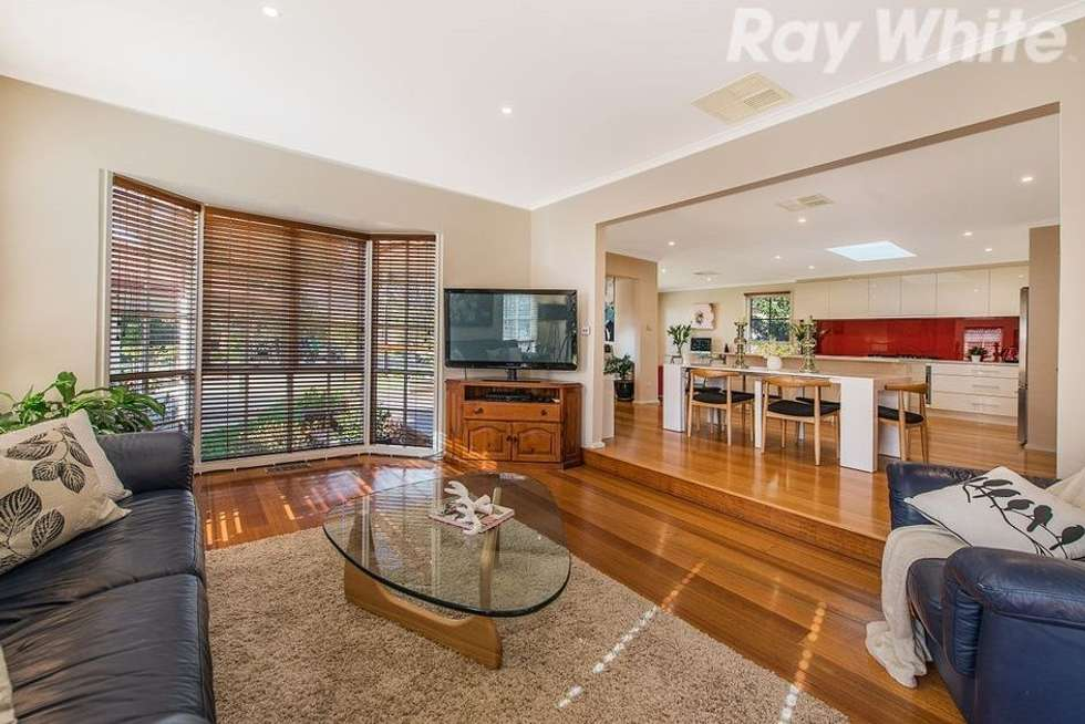 Second view of Homely house listing, 4 Hoad Court, Wantirna VIC 3152
