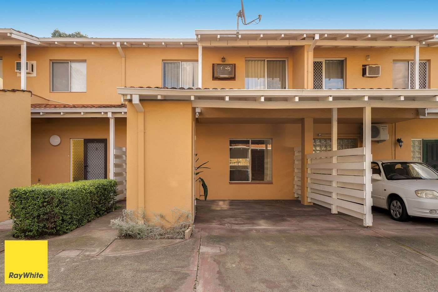 Main view of Homely townhouse listing, 7/81 Stuart Street, Maylands WA 6051