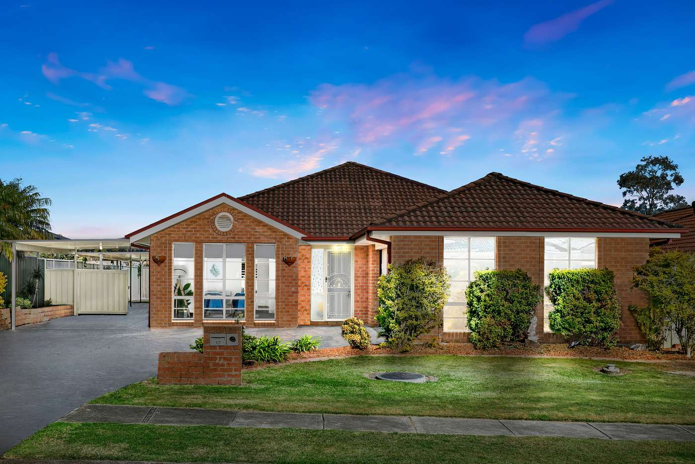 Main view of Homely house listing, 17 Jabiru Avenue, Maryland NSW 2287