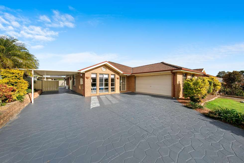 Second view of Homely house listing, 17 Jabiru Avenue, Maryland NSW 2287