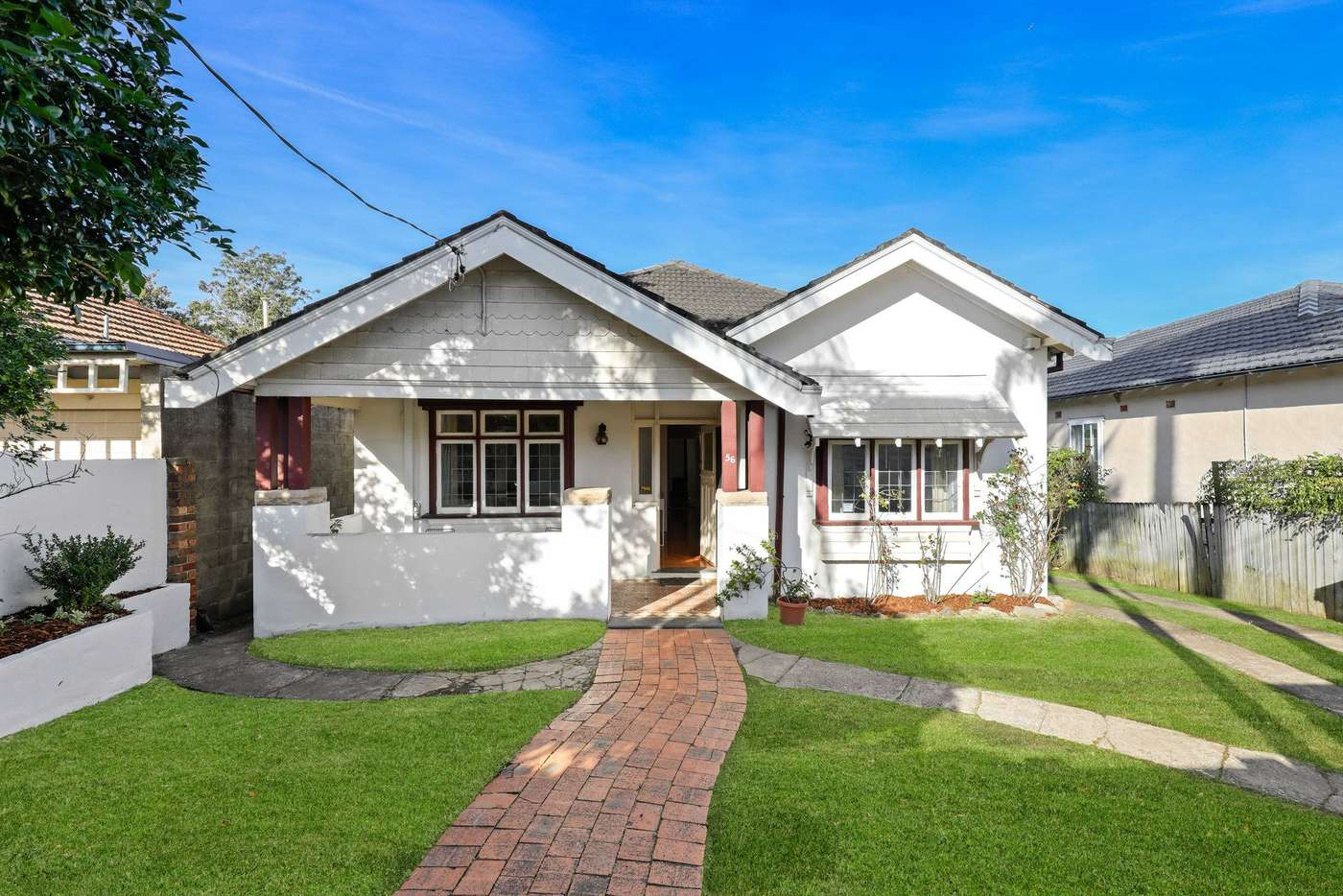 Main view of Homely house listing, 56 Fullers Road, Chatswood NSW 2067