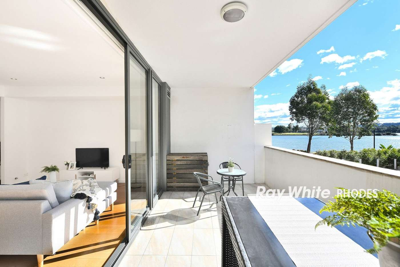Main view of Homely apartment listing, 201/5 Nina Gray Avenue, Rhodes NSW 2138