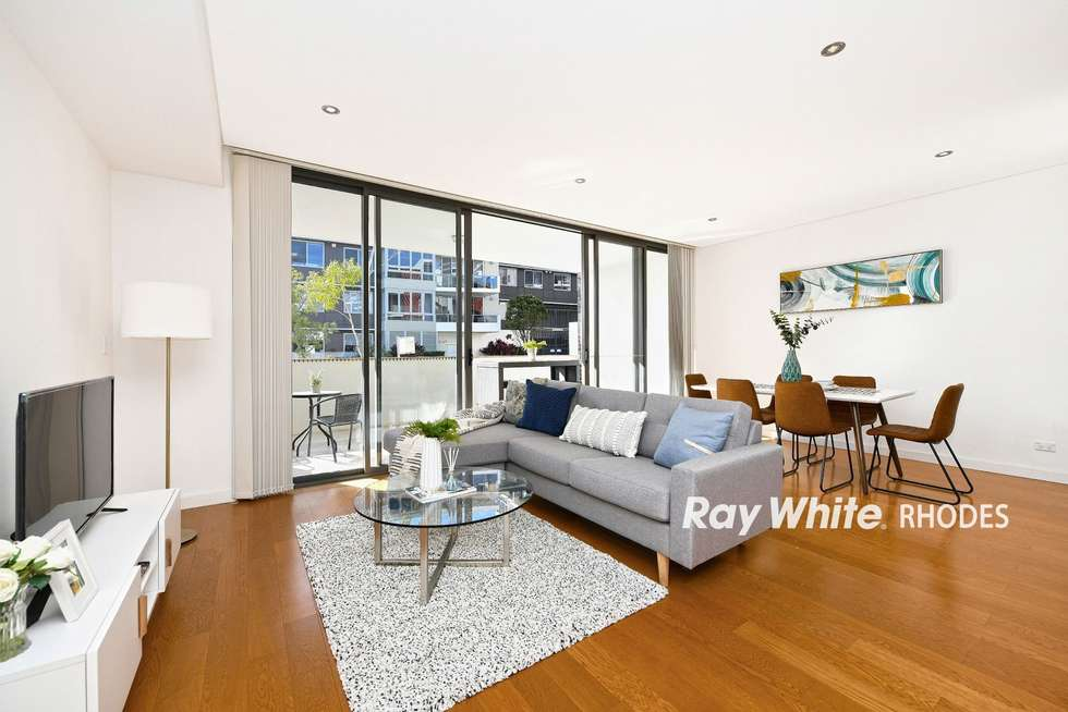 Third view of Homely apartment listing, 201/5 Nina Gray Avenue, Rhodes NSW 2138