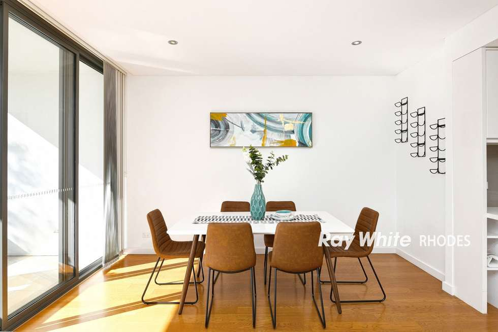 Fourth view of Homely apartment listing, 201/5 Nina Gray Avenue, Rhodes NSW 2138