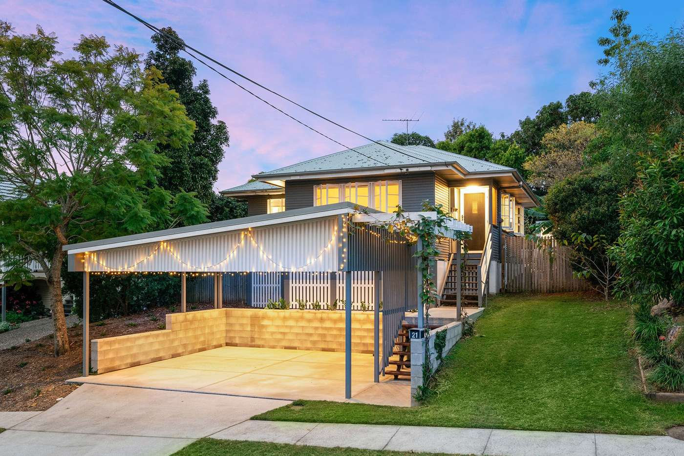 Main view of Homely house listing, 21 Floral Street, Mount Gravatt East QLD 4122