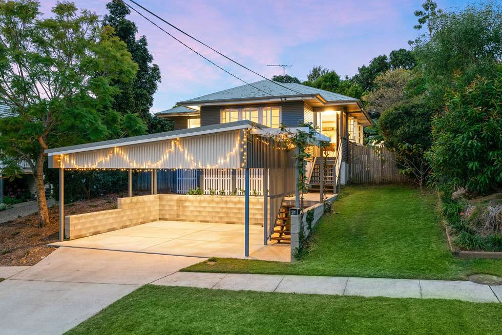Second view of Homely house listing, 21 Floral Street, Mount Gravatt East QLD 4122