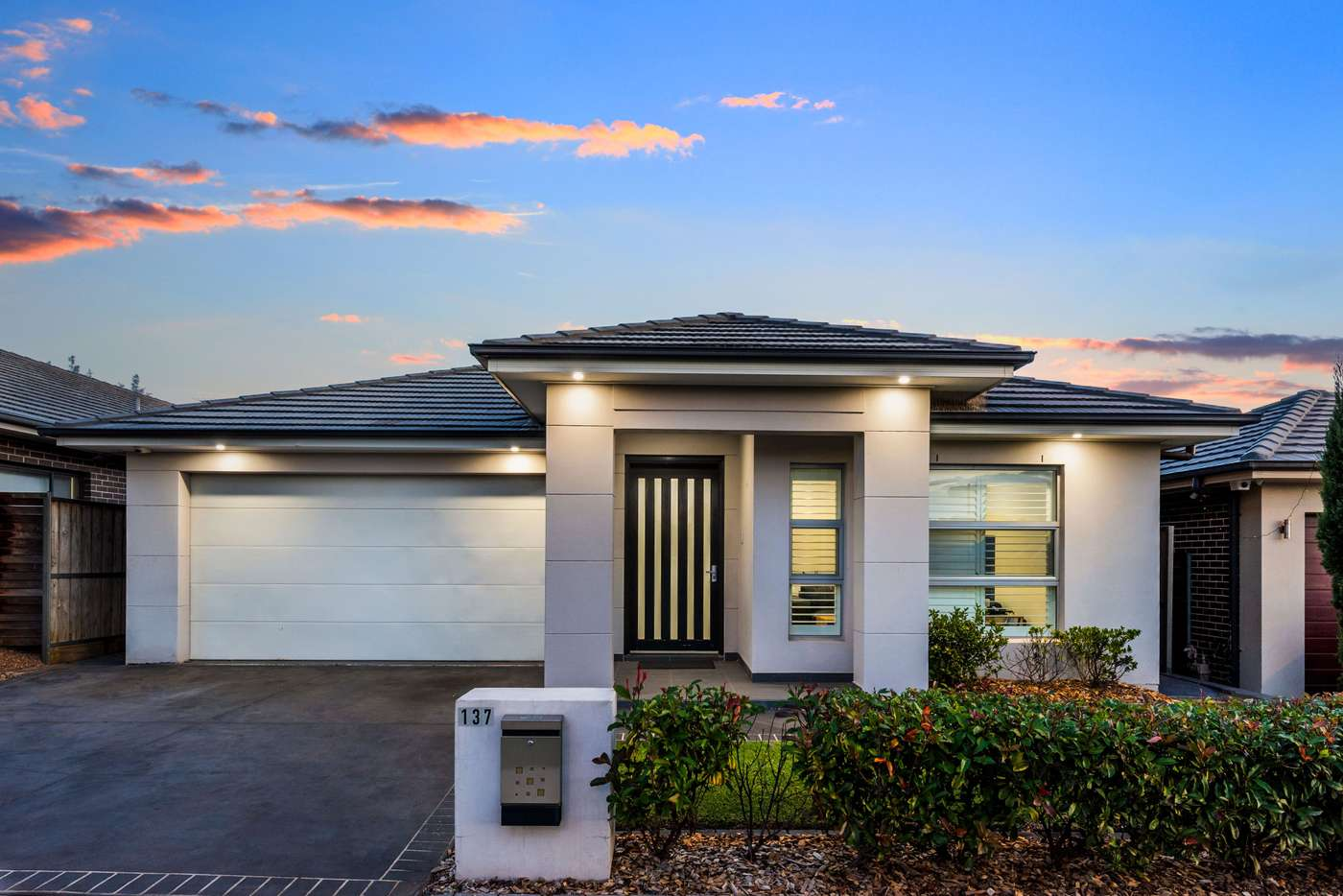 Main view of Homely house listing, 137 Riverbank Drive, The Ponds NSW 2769