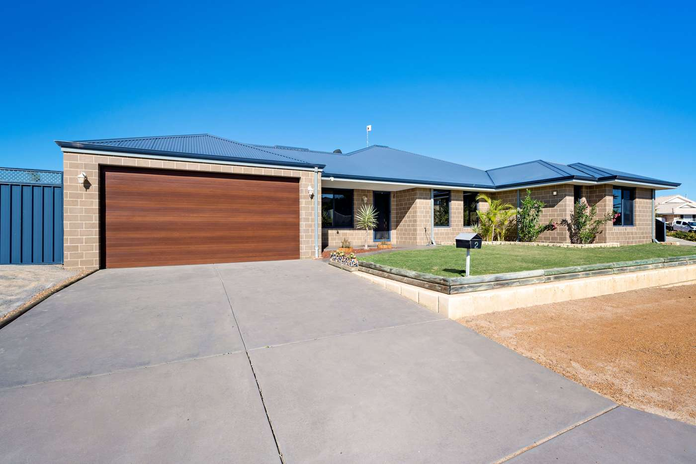 Main view of Homely house listing, 2 Bluewater Close, Drummond Cove WA 6532