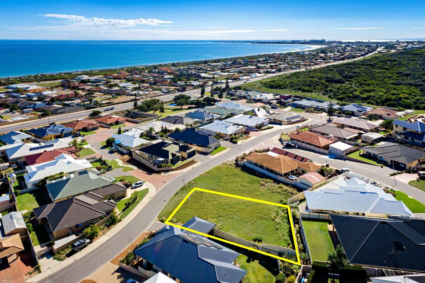 Main view of Homely residentialLand listing, 11 Seaview Boulevard, Wandina WA 6530