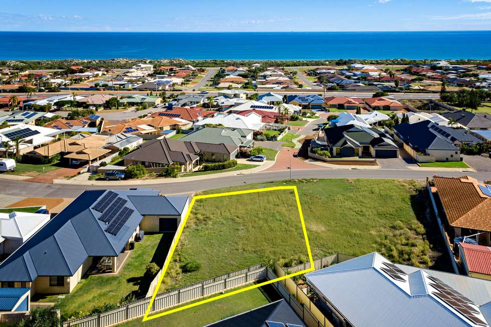 Third view of Homely residentialLand listing, 11 Seaview Boulevard, Wandina WA 6530