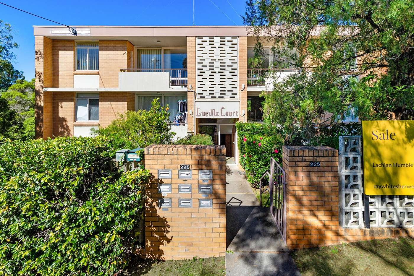 Main view of Homely unit listing, 6/225 Carmody Road, St Lucia QLD 4067