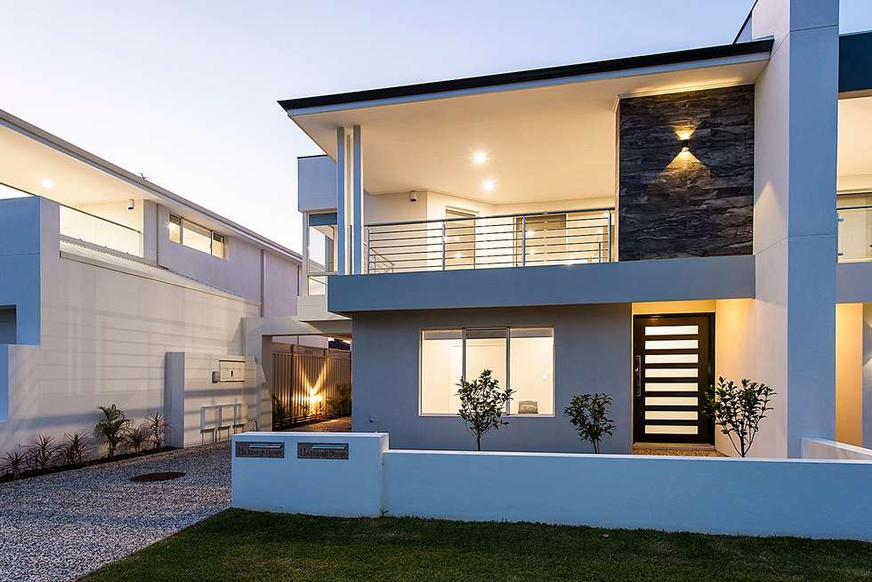 Second view of Homely townhouse listing, 11A Ranelagh Crescent, South Perth WA 6151