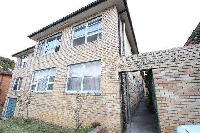6/17 JUBILEE Avenue, Carlton NSW 2218