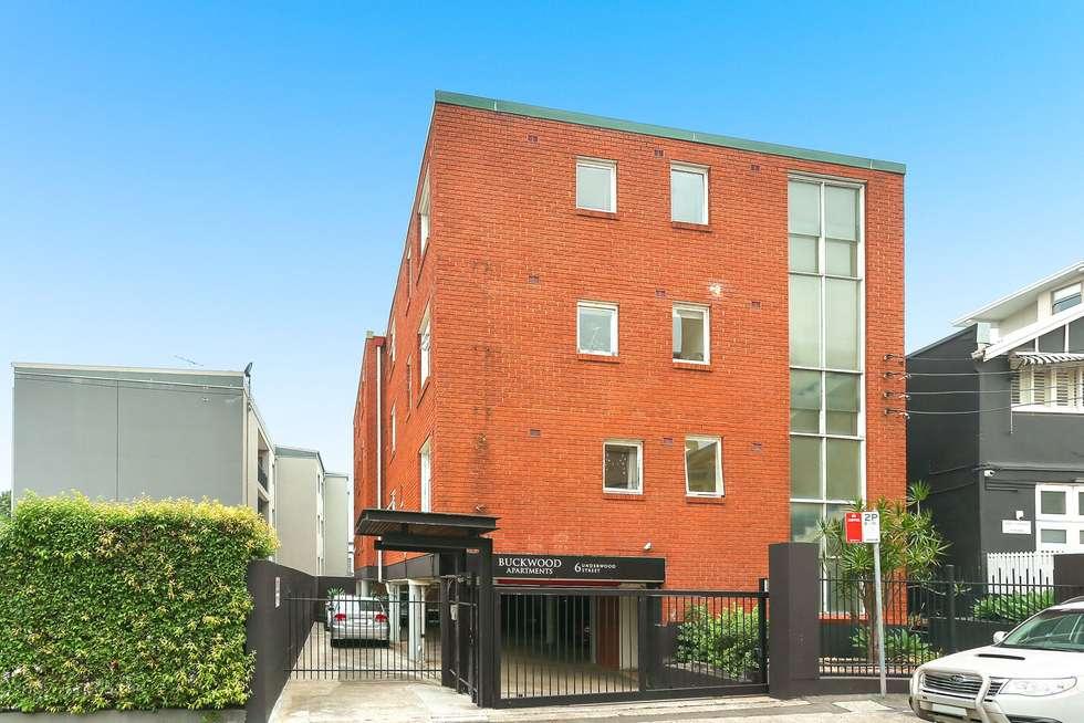 Fifth view of Homely studio listing, 2/6 Underwood Street, Paddington NSW 2021