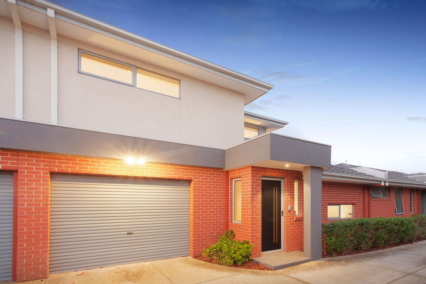 Main view of Homely townhouse listing, 2/34 Ames Avenue, Carnegie VIC 3163