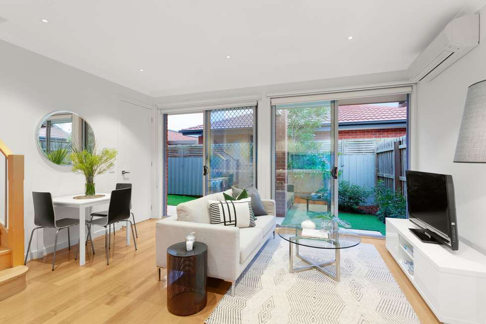 Second view of Homely townhouse listing, 2/34 Ames Avenue, Carnegie VIC 3163