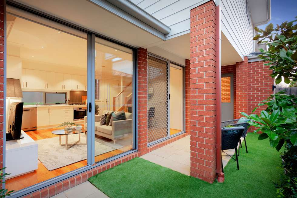Fourth view of Homely townhouse listing, 2/34 Ames Avenue, Carnegie VIC 3163