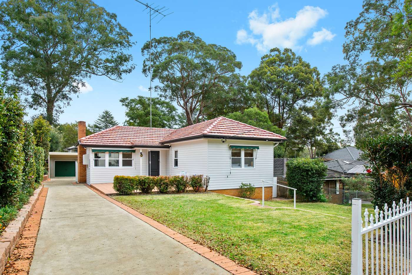 Main view of Homely house listing, 3 Adamson Avenue, Thornleigh NSW 2120