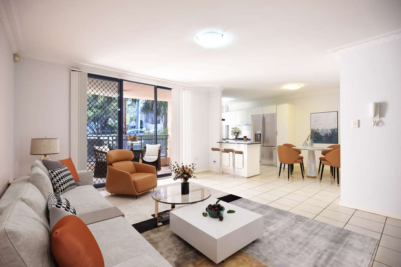 Main view of Homely apartment listing, 3/34-38 Hassall Street, Westmead NSW 2145