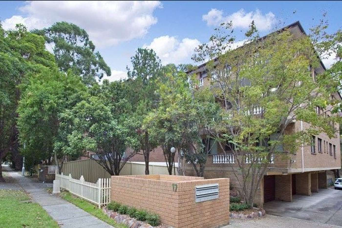 Main view of Homely unit listing, 1/17 Central Avenue, Westmead NSW 2145