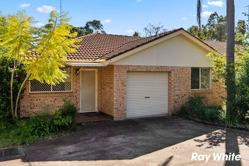 Second view of Homely townhouse listing, 3/3 Isaac Place, Quakers Hill NSW 2763