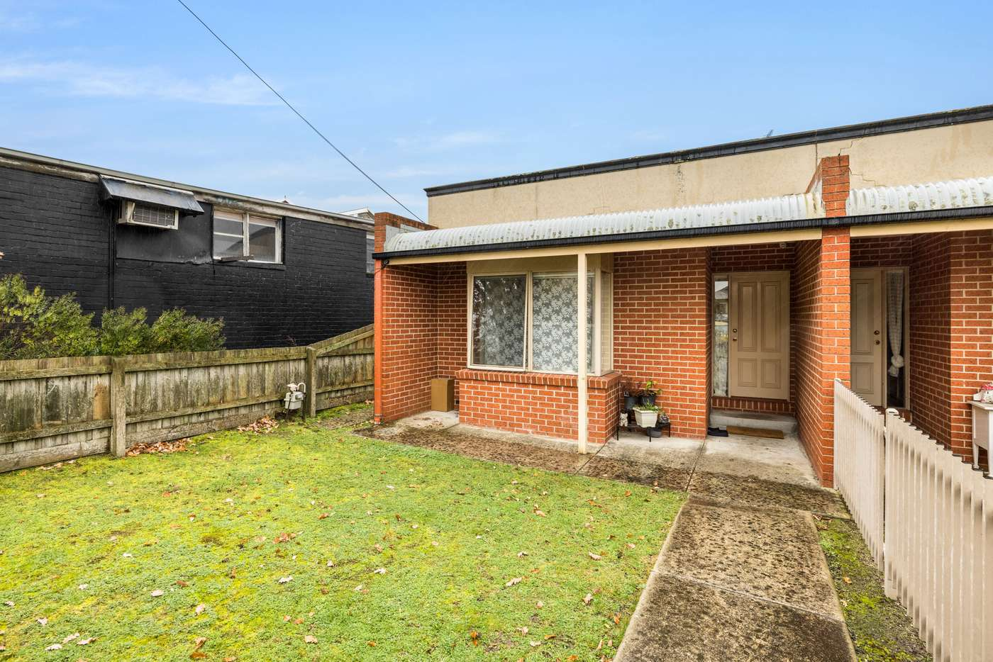 Main view of Homely townhouse listing, 1/615 Skipton Street, Redan VIC 3350