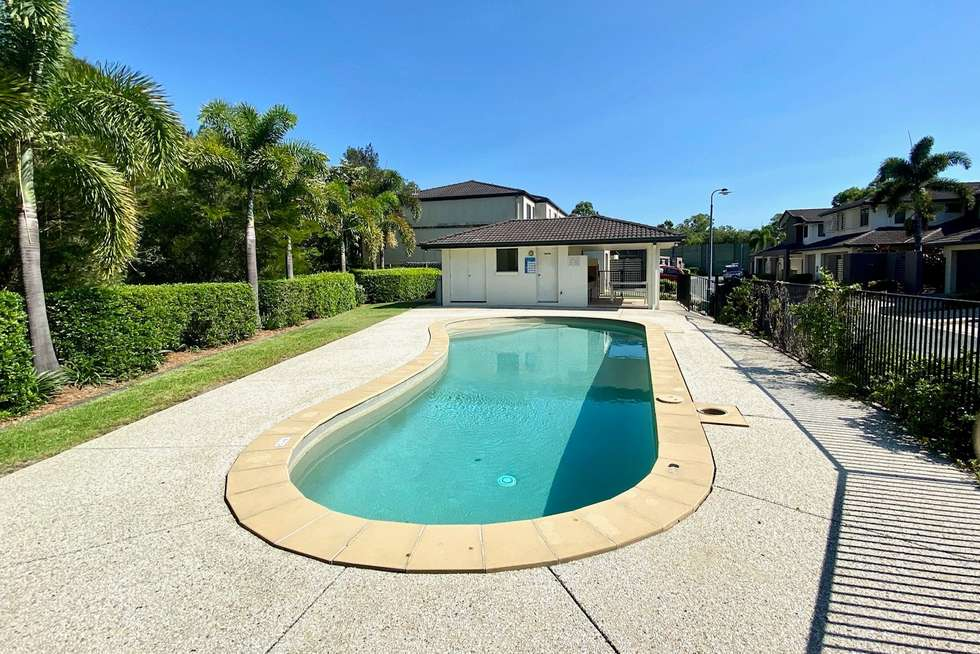 Second view of Homely townhouse listing, 115/66 Heathwood Drive, Upper Coomera QLD 4209