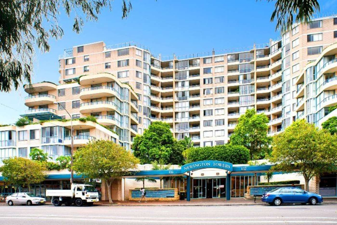 Main view of Homely unit listing, 247/116-132 Maroubra Road, Maroubra NSW 2035