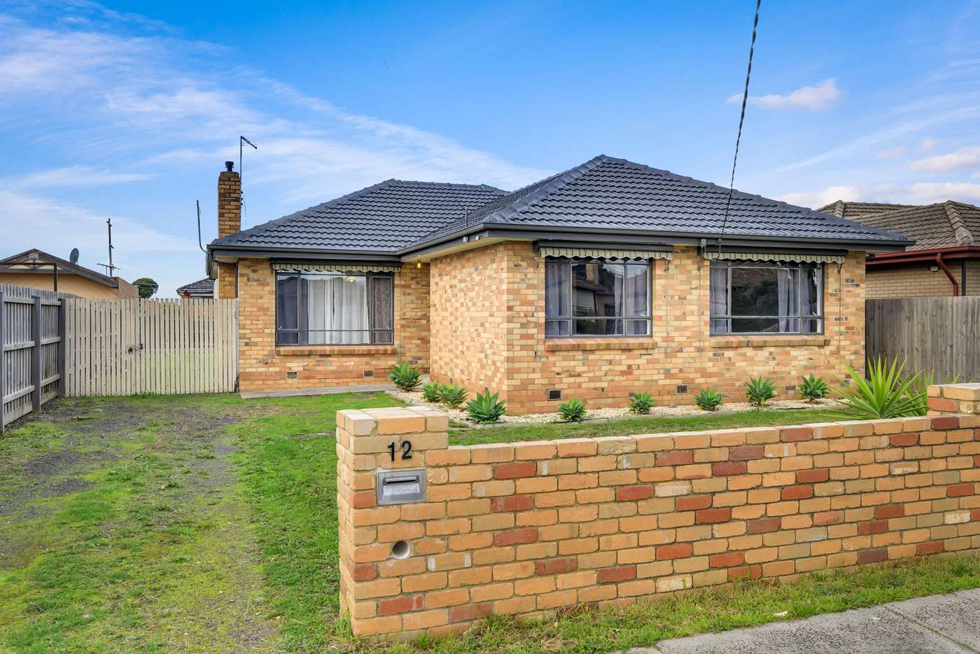 Main view of Homely house listing, 12 Palm Street, Thomastown VIC 3074