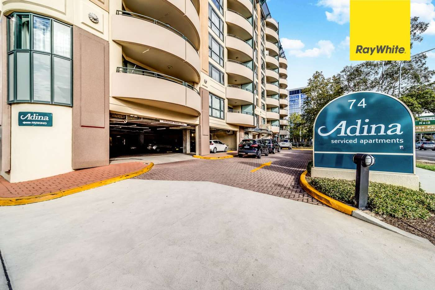 Main view of Homely apartment listing, 108/74 Northbourne Avenue, Braddon ACT 2612