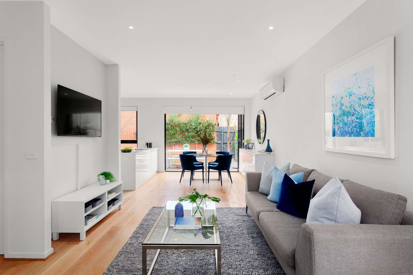 Main view of Homely townhouse listing, 9/10 Emily Street, Carnegie VIC 3163
