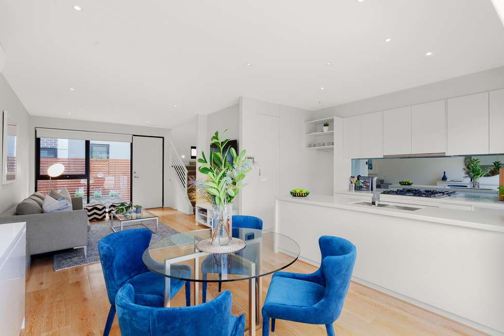 Third view of Homely townhouse listing, 9/10 Emily Street, Carnegie VIC 3163