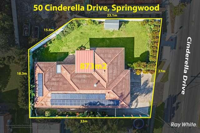 50 Cinderella Drive, Springwood QLD 4127