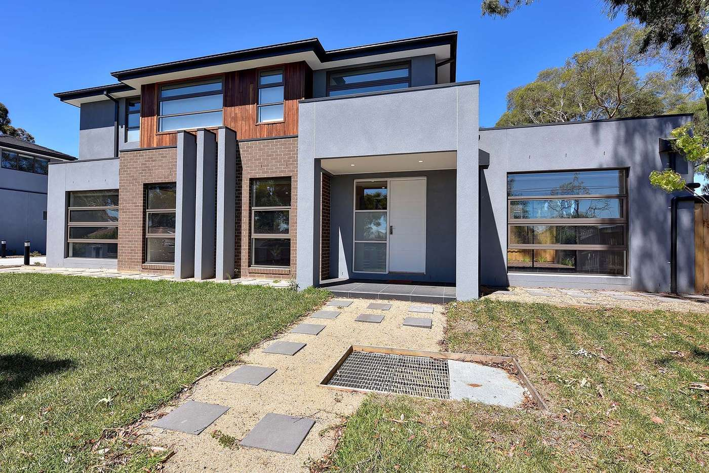 Main view of Homely townhouse listing, 1/31 Livingstone Road, Vermont South VIC 3133