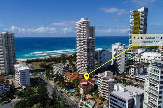 10/8-10 Queensland Avenue, Broadbeach QLD 4218